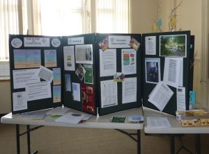 One of our display boards